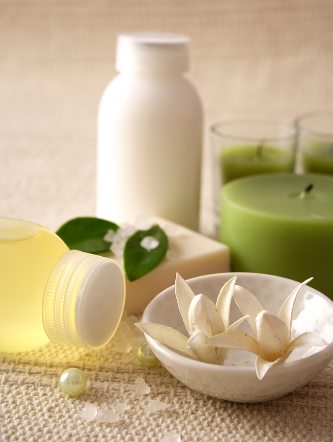 organic and natural body care products